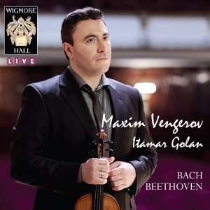 Maxim Vengerov plays Bach, Beethoven, Brahms & Wieniawski