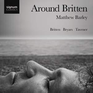 Around Britten: Matthew Barley Product Image