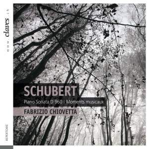 Schubert: Piano Sonata D960 & Moments Musicaux Product Image