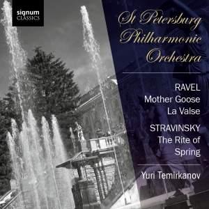 Yuri Temirkanov conducts Ravel & Stravinsky