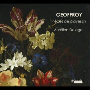 Music for Harpsichord by Geoffroy