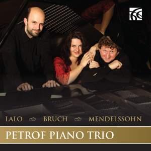 Lalo, Bruch & Mendelssohn: Piano Trios