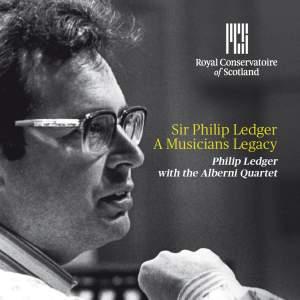 Sir Philip Ledger: A Musician's Legacy