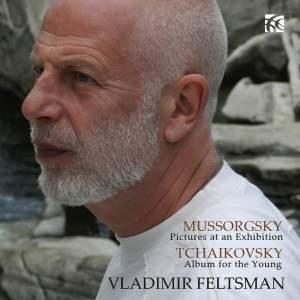 Mussorgsky & Tchaikovsky: Piano Works