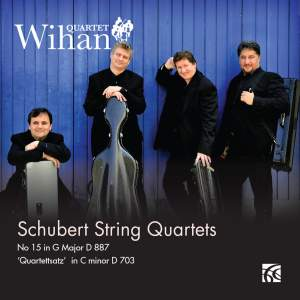Schubert: String Quartet No. 15 in G major & 'Quartettsatz' in C minor