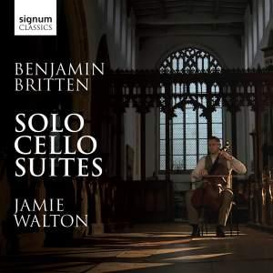 Britten: Solo Cello Suites