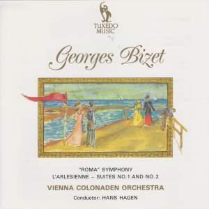 Bizet: Roma & L'Arlésienne Suites Nos. 1 & 2