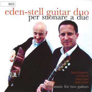 Eden-Stell Guitar Duo - Per suonare a due