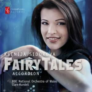 Ksenija Sidorova: Fairy Tales Product Image