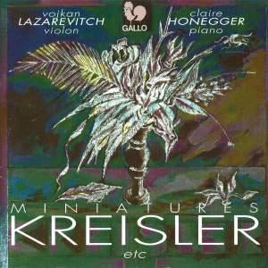 Kreisler - Granados - Albeniz - Tartini - Falla - Tchaikovsky - Brahms - Moszkowski