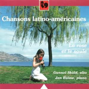 Guastavino, Ginastera, Ovalle, Villa-Lobos, Mignone, Moreno, Galindo & Ponce: Chansons latino-américaines (Latin American Songs)