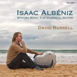Albéniz: Spanish Music for Classical Guitar