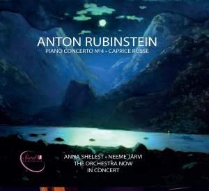 Rubinstein: Piano Concerto No. 4 in D Minor, Op. 70 & Caprice russe, Op. 102 (Live)