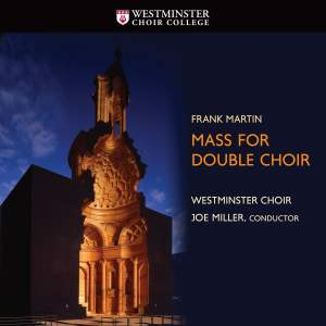 Miller: Mass for Double Choir