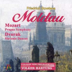 Dvořák: Slavonic Dances - Smetana: The Moldau - Mozart: 'Prague' Symphony
