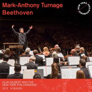 Mark-Anthony Turnage, Beethoven Product Image