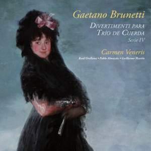 Brunetti: Divertimenti para Trio de Cuerda Product Image