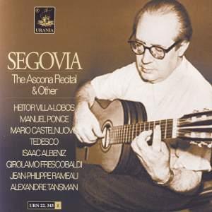 The Ascona Recital & Other