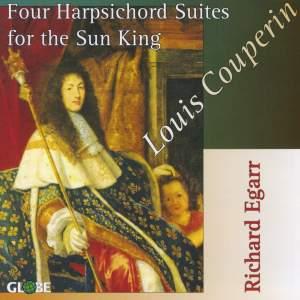 Louis Couperin - Four Harpsichord Suites