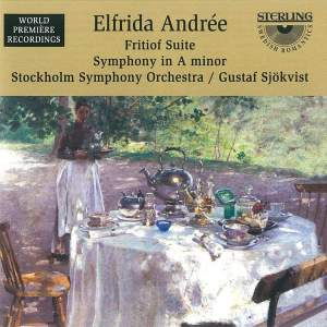 Elfrida Andrée: Fritiof Suite & Symphony in A minor Product Image