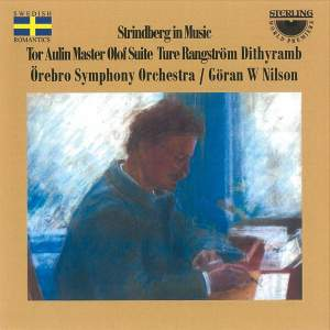 Strindberg in Music