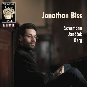 Jonathan Biss: Schumann, Janacek