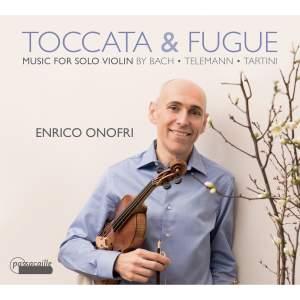 Toccata & Fugue: Music for Solo Violin