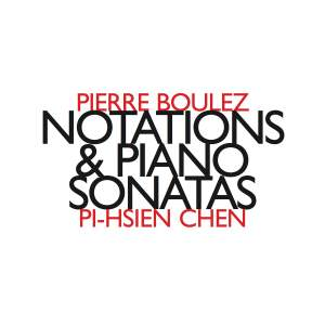 Boulez: Notations & Piano Sonatas Product Image