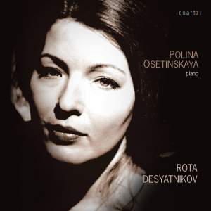 Rota & Desyanikov: Works for Piano