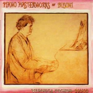 Piano Masterworks of Busoni