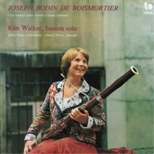 Boismortier: Sonatas, Op. 50 - Sonata, No. 4, Op. 26