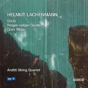 Lachenmann - Various New Works for String Quartet