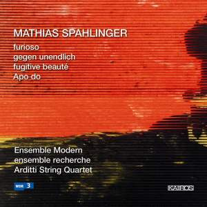 Mathias Spahlinger - New Works