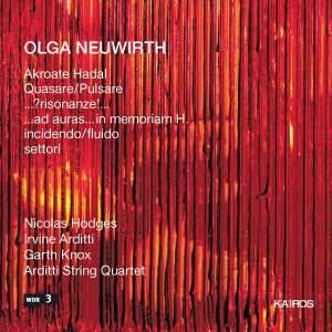 Olga Neuwirth: Akroate Hadal