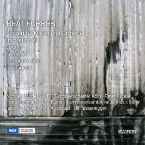 Beat Furrer - Orchestral Works