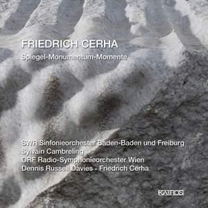 Friedrich Cerha: Spiegel-Monumentum-Momente Product Image