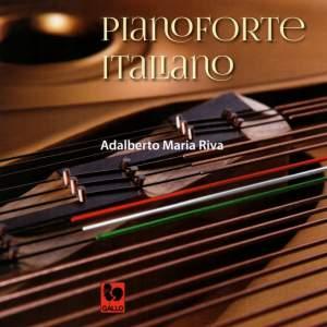 Pianoforte Italiano: Paradisi - Scarlatti - Golinelli - Fumagalli - Respighi - Malipiero - Pilati - Dallapiccola - Sonzogno