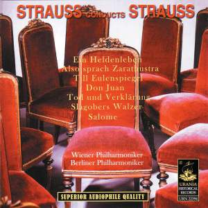 Strauss Conducts Strauss