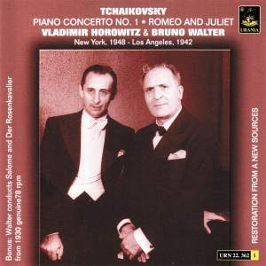 Tchaikovsky: Piano Concerto No. 1 & Romeo and Juliet