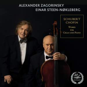 Schubert & Chopin: Works for Cello and Piano