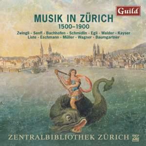 Musik in Zürich 1500-1900