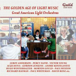 GALM 5: Great American Light Orchestras Product Image