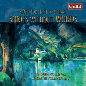 Songs Without Words: Music for Flute and Harp