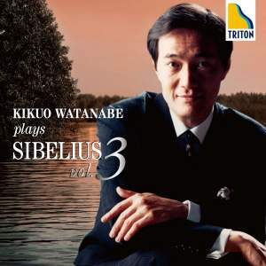 Kikuo Watanabe plays Sibelius, Vol. 3