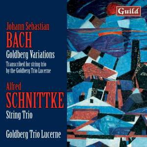 Bach & Schnittke for string trio