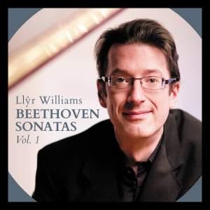 Beethoven Sonatas, Vol. 1 Product Image