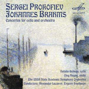 Prokofiev & Brahms: Concertos for Cello and Orchestra