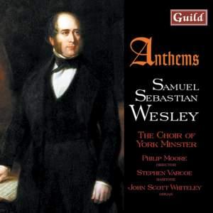 Anthems by Samuel Sebastian Wesley