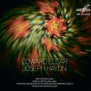Elgar: Violin Concerto & Haydn: Keyboard Concerto No. 6