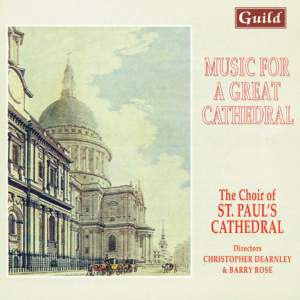 Music for a Great Cathedral